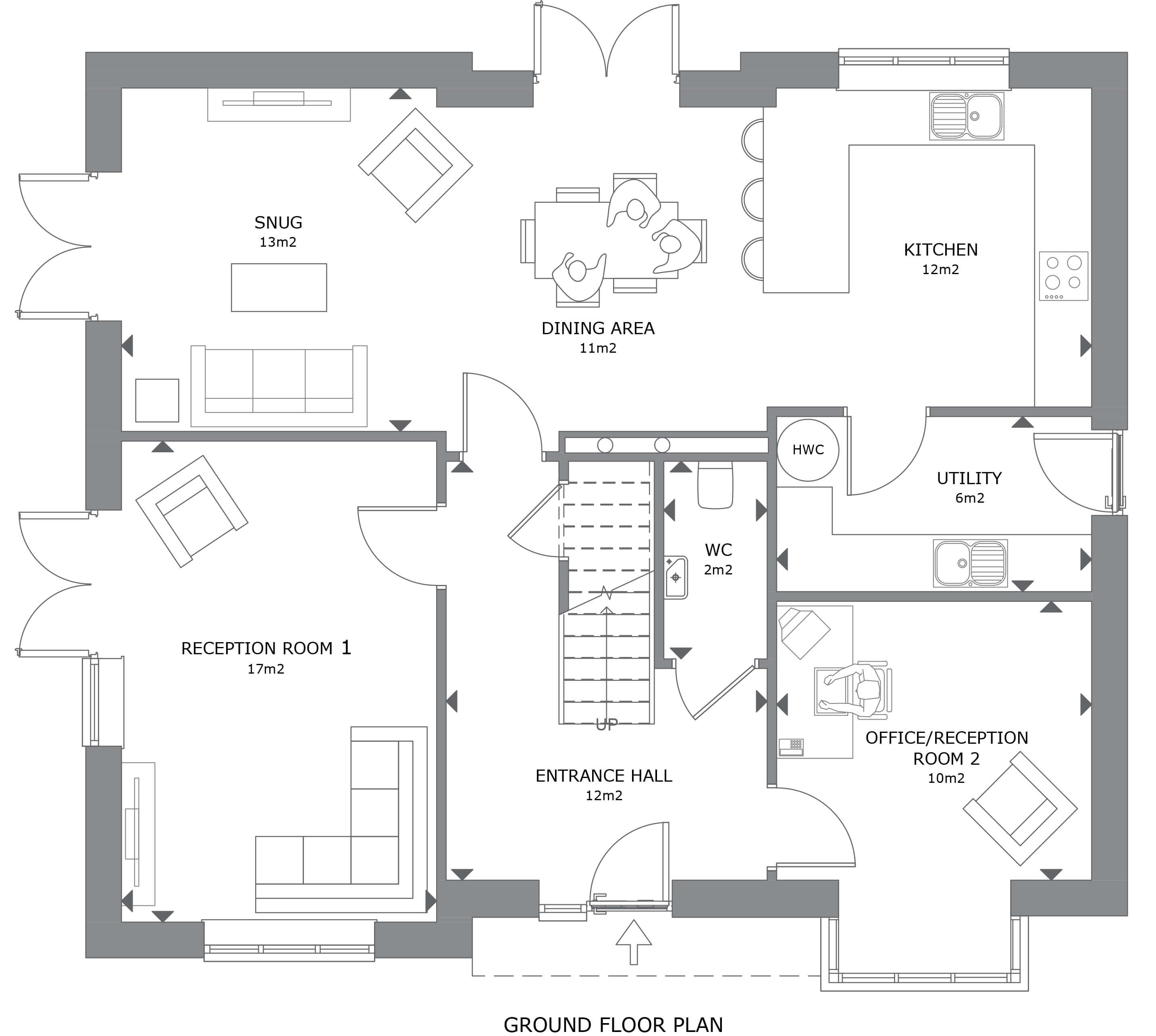 House 33 - 5 Bedroom Detached Home - Legacy Homes