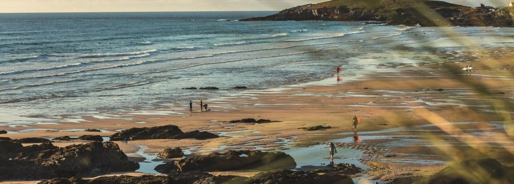 Fistral Beach BlueSeas 1004x360 - Newquay named a property micro-market by The Times